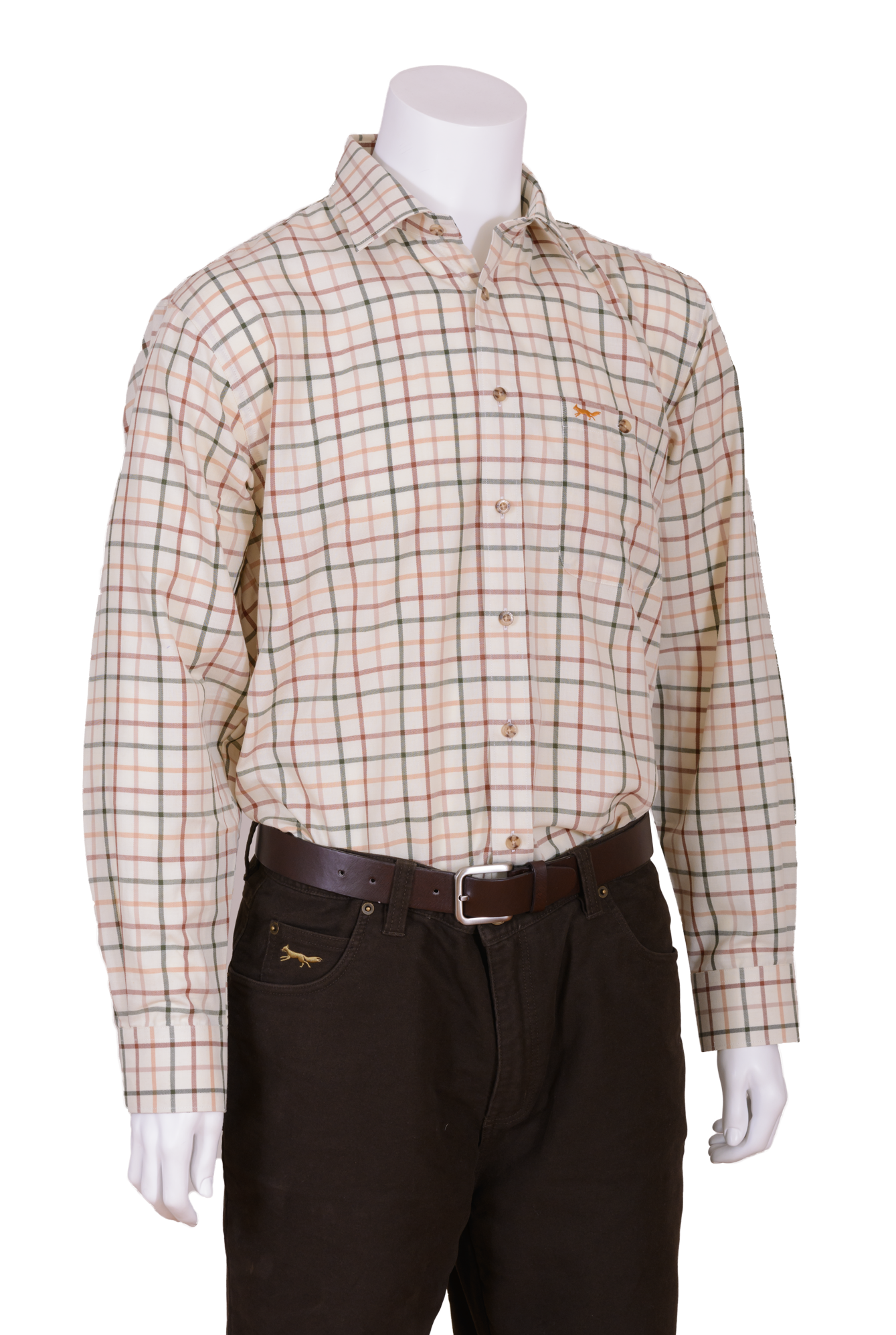 Cottingham - Classic country shirt
