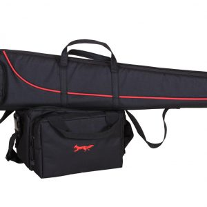 Bonart shotgun slip red/black