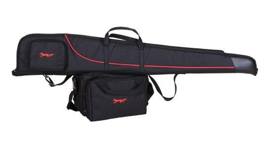 Bonart shotgun slip red/black