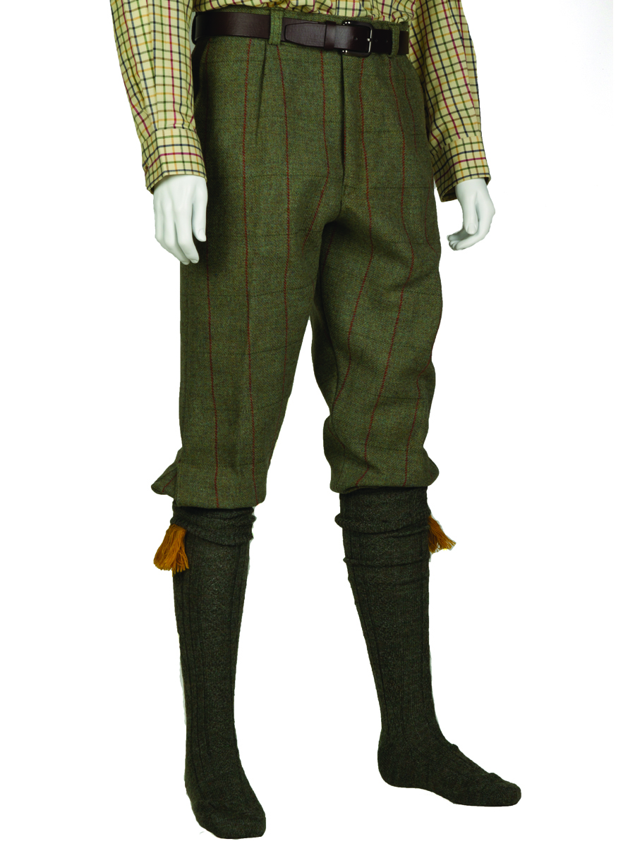 tweed breeks