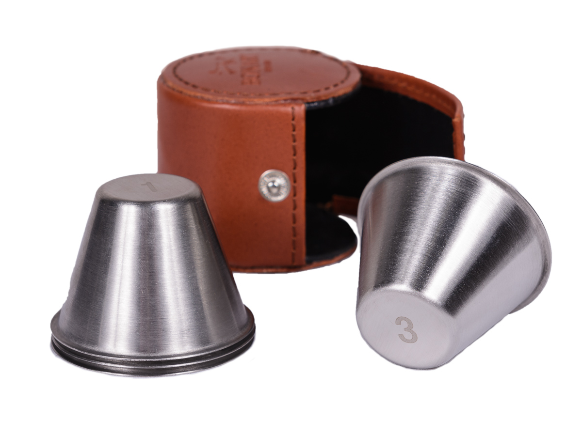 Small cup set (4pcs)