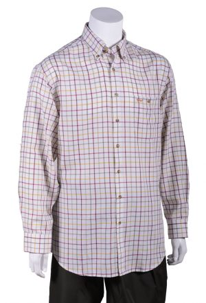 Sutton classic country check shirt