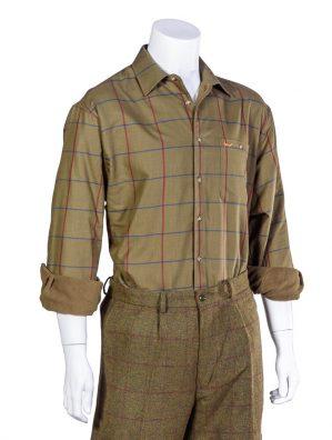 Glenlee Fleece-lined shirt