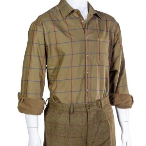 Glenlee Fleece-lined shirt