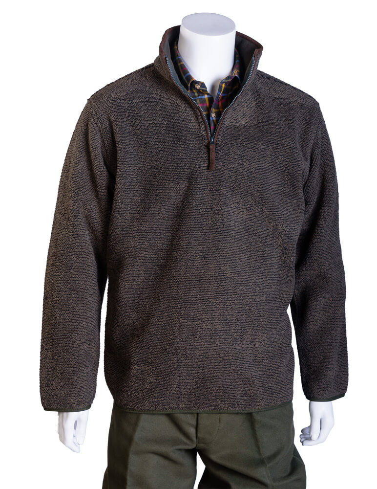 Hobden Quarter Zip Fleece
