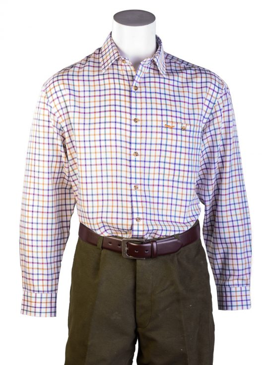 Bonart Oxley normal collar shirt