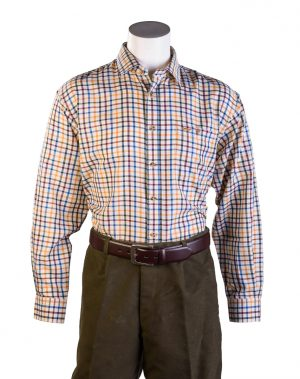 Bonart Sheringham normal collar shirt