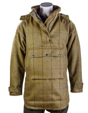 Bonart Snape Tweed smock