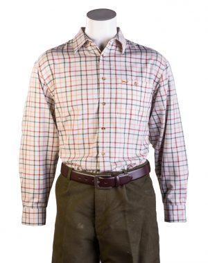 Bonart Walden fleece-lined shirt